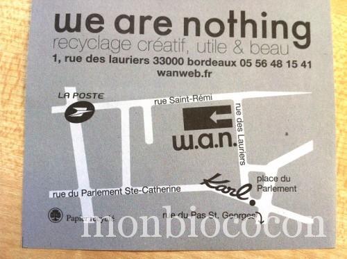 We are nothing c 39 est trop triiiiiste bouhhh mon bio cocon - Les jardins de la marjolaine bordeaux ...