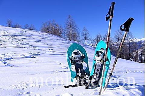 raquettes-neige