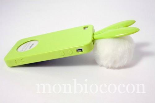 coque-Iphone-4-lapin-vert-2