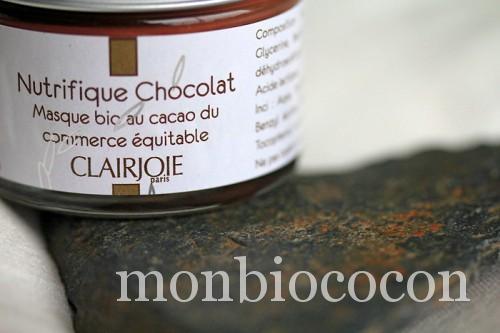 nutrifique-chocolat-clairjoie-masque-bio-cacao-commerce-équitable