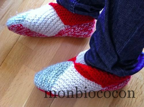 chaussons-laine-tricotés-maison-home-made-DIY-00