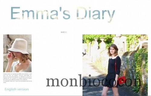 emma's-diary