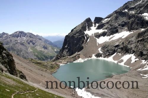 randonnée lac d'eychauda alpes