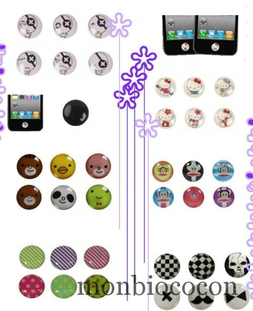 boutons-Iphone