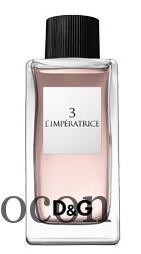 l'impératrice D&G parfum