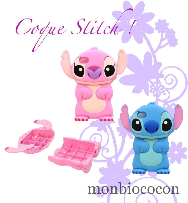 coque lilo & stitch Iphone