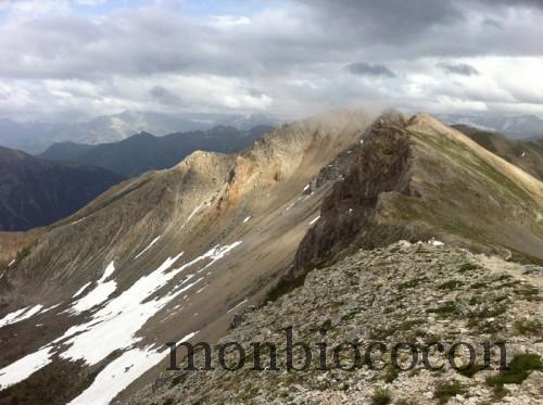 crête-peyrolles-col-granon-alpes-randonnée-0
