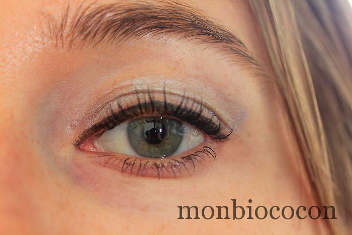 Eye care cosmetics maquillage soin pour des yeux - Porte pinceau maquillage ...