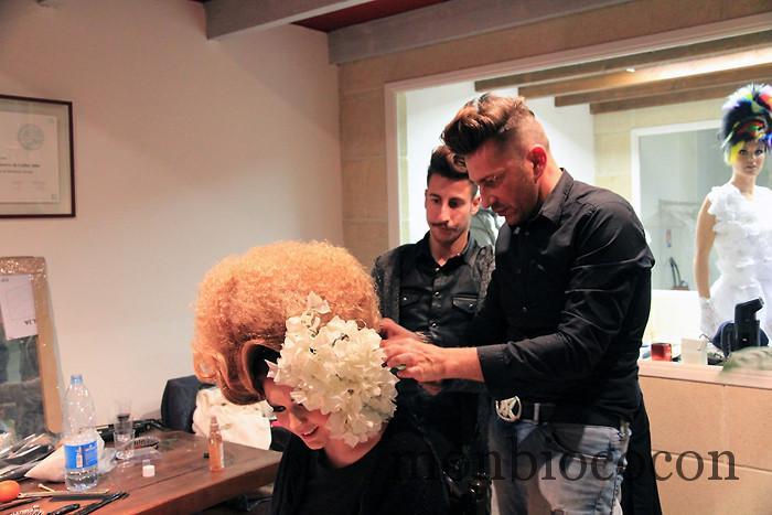 backstage-défilé-l'oréal-professionnel-défilé-coiffure