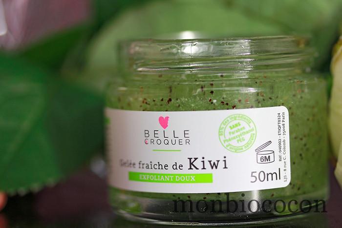 gelée-fraiche-kiwi-belle-à-croquer-exfoliant