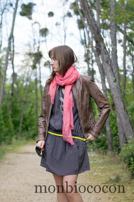 bonobo-robe-soie-kaki-été-2013-femme-0