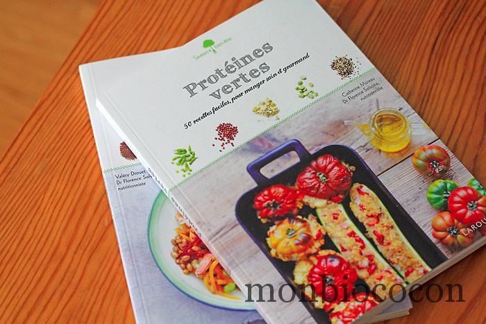 proteines vertes livre recettes larousse