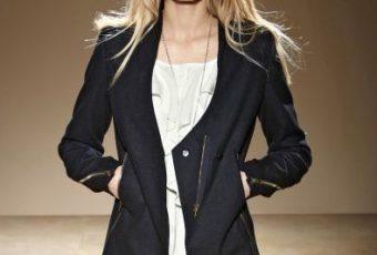 Commande du jour sur internet: la veste à carreaux by 1060 Clothes