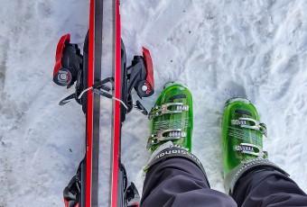Il n'y a pas d'âge pour apprendre à faire du ski
