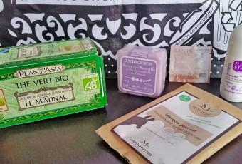 Ma box Betrousse BIO avec des produits bio & naturels