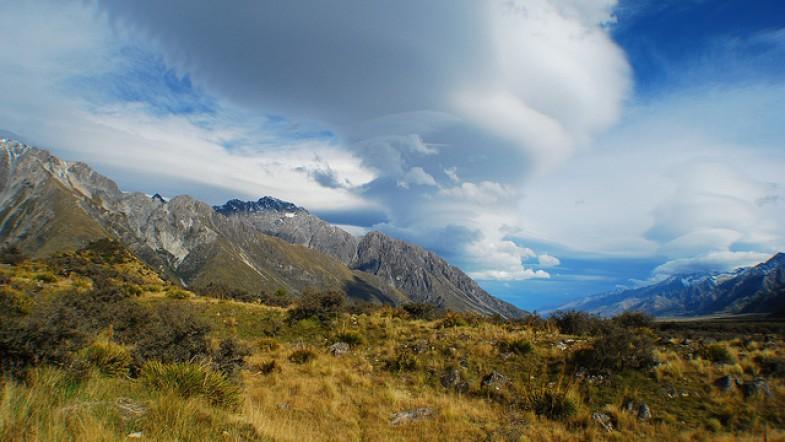 Cette année, je veux aller en Nouvelle Zélande… Découvrir, voyager et randonner