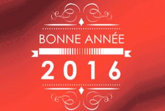 Et une nouvelle année !