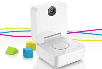 Le Babyphone par Apple, vidéo en +, pour futur geek