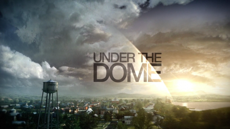 Under the dome : ma nouvelle série sur M6
