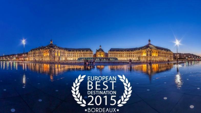 Bordeaux : la meilleure destination pour 2015