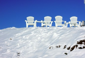 Mes vacances de Noel à la neige dans les Pyrénées