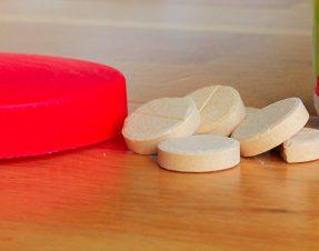 1 comprimé d'acérola par jour = le plein de vitamine C pour un max de tonus