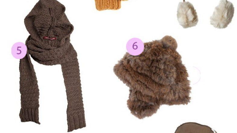 Mes accessoires fards pour un hiver tout doux et mode