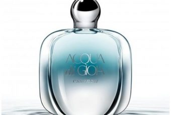 Acqua Di Gioia Essenza, my favorite new fragrance