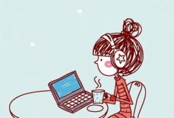 Coup de coeur pour le blog de Lilou Blabla
