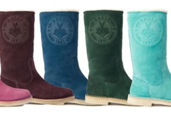 Des bottes trop mimi, j'ai nommé les multicolores Kander boots de Bally