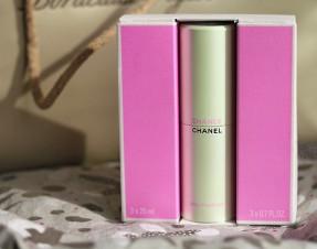 Chance de Chanel : une pluie de bonheur grâce à cette eau fraiche
