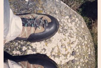 Une journée de randonnée autour de Caylus, dans le Tarn-et-Garonne. Début et fin.