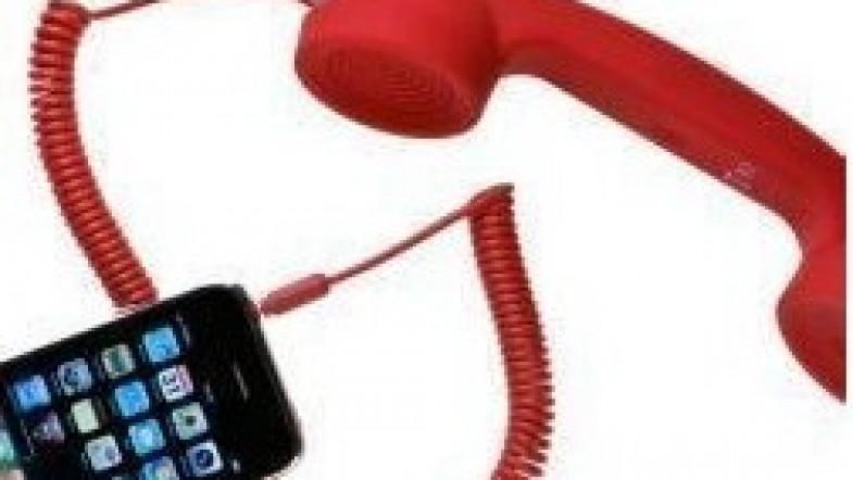 Combiné téléphonique rétro Iphone et autres: un nouveau mode de communication?