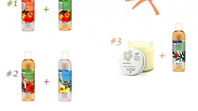 A GAGNER sur le Blog : 3 lots BIO de produits cosmétiques by Sonkei Bio