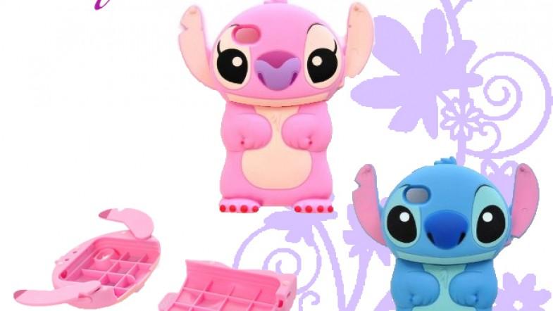Coque Iphone Lilo & Stitch : L'indispensable petit monstre dans mon sac à main