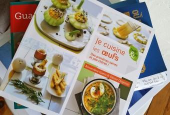 Je cuisine les oeufs, des protéines saines et pas chères by Terre Vivante