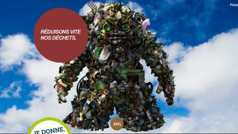Semaine européenne de la réduction des déchets: je trie, je donne ou vends
