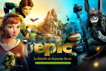 Epic, la bataille du royaume secret <3 <3 <3