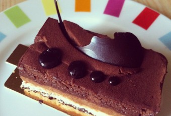 Du chocolat ! Du gateau… Vive le gâteau au chocolat !