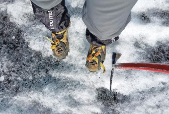 Roadtrip in Iceland : marche sur glacier et découverte de Dirolaey