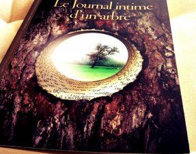 """J'ai lu: """"Le journal intime d'un arbre"""" by Didier Van Cauwelaert"""