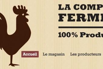 La Compagnie Fermière : locavores de Bordeaux, des fruits et légumes arrivent !