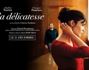 J'ai été voir «La Délicatesse»: un film avec Audrey Tautou en salle depuis hier