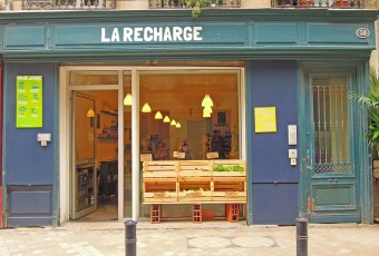 La Recharge : épicerie sans emballages à Bordeaux, THE very bonne idée