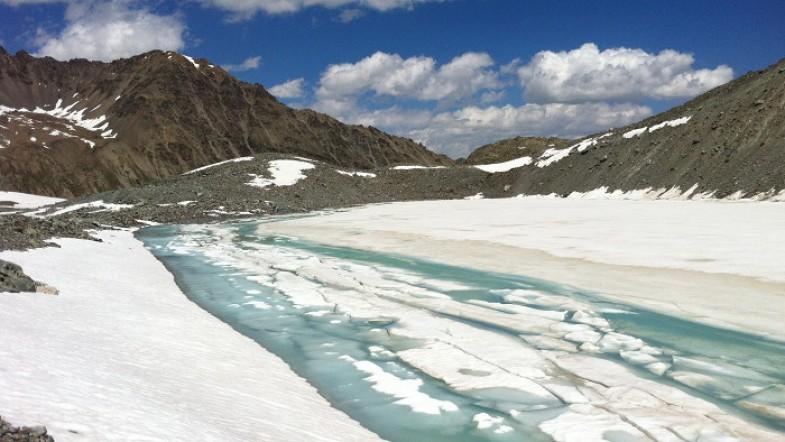 #2 Les Alpes : randonnée au Glacier et aux lacs d'Arsine