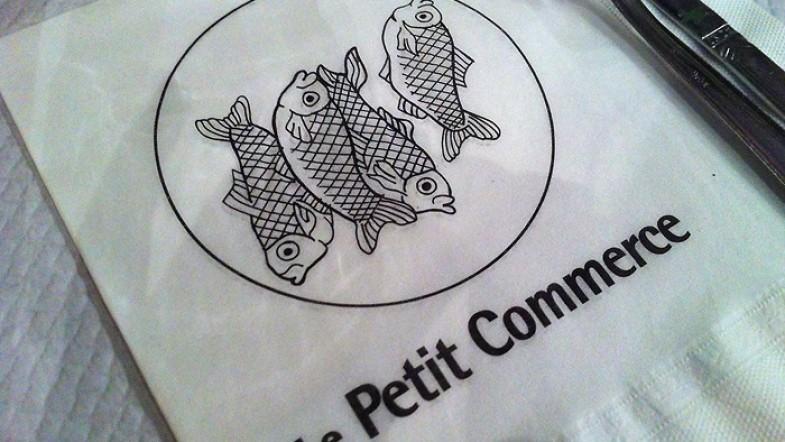 Le Petit Commerce, resto de fruits de mer à Bordeaux