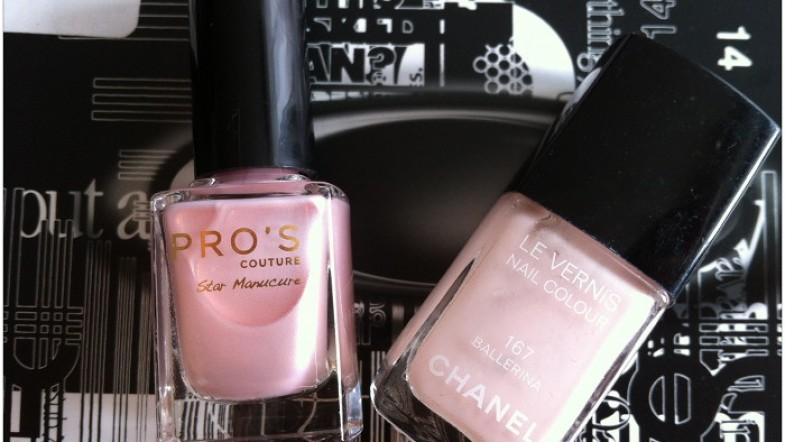 Vernis PRO'S VS Vernis Chanel : une vraie différence ?