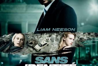 """J'ai vu le film """"Sans identité"""" avec Liam Neeson et Diane Kruger. Voici mon avis…"""