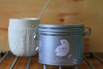 Ma 1ère rencontre avec Lov Organic (thé bio avec 1 p'tit oiseau)