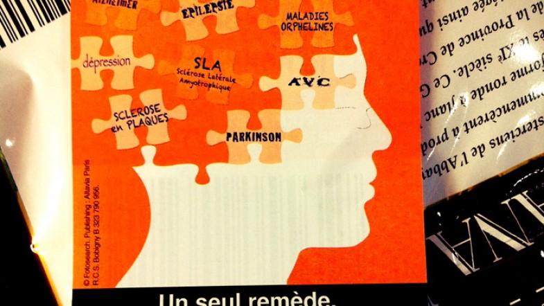 Neurodon, pour me soigner lorsque j'aurais Alzheimer ou d'autres trucs sympa